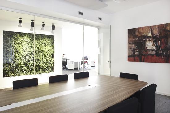 Giardino verticale VDA Spa – Milano